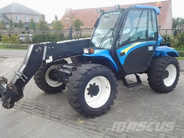 New Holland LM435