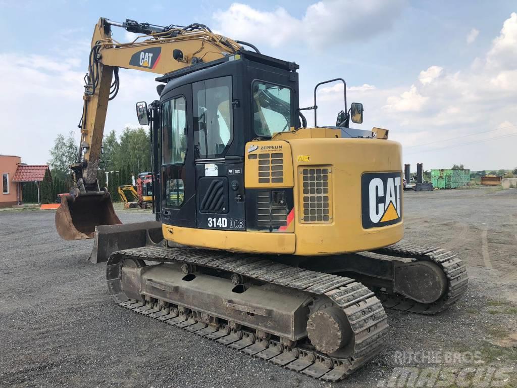 Caterpillar 314 D LCR