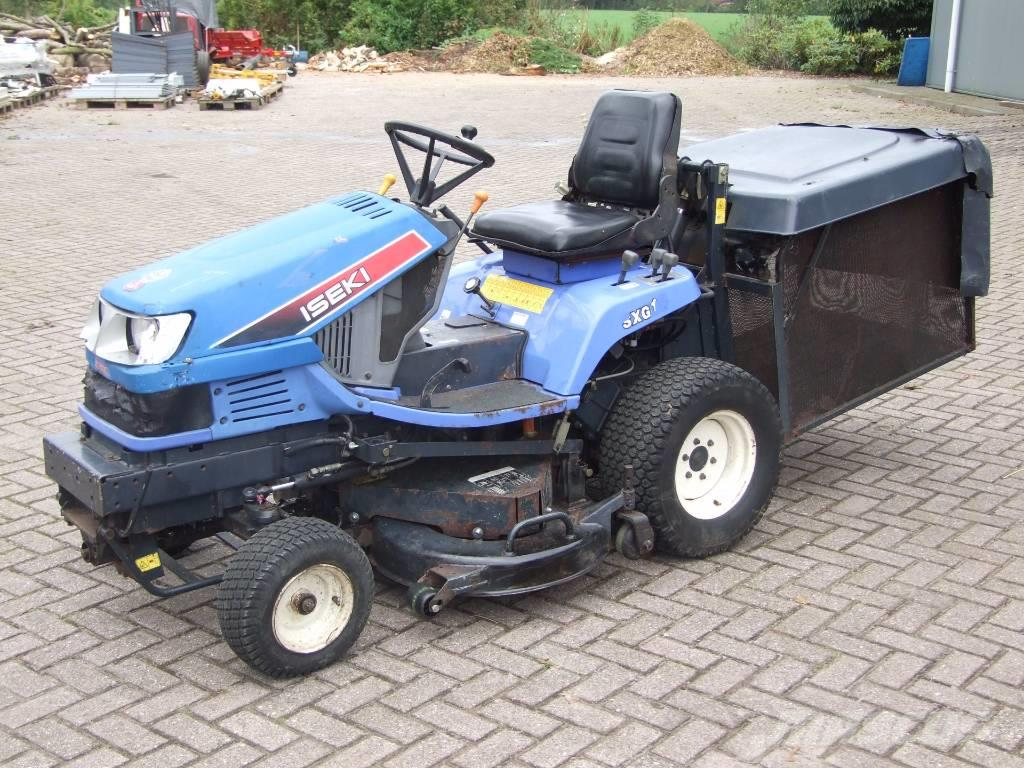 used iseki sxg 19 lawn mowers price 5 279 for sale. Black Bedroom Furniture Sets. Home Design Ideas
