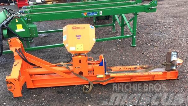 Balfor 16T Horizontal Log Splitter