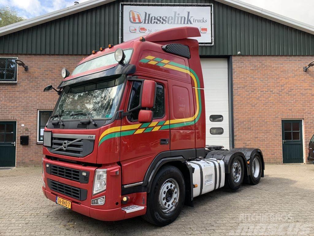 Volvo FM 450 6X2 Globetrotter XL Hydrauliek VEB+