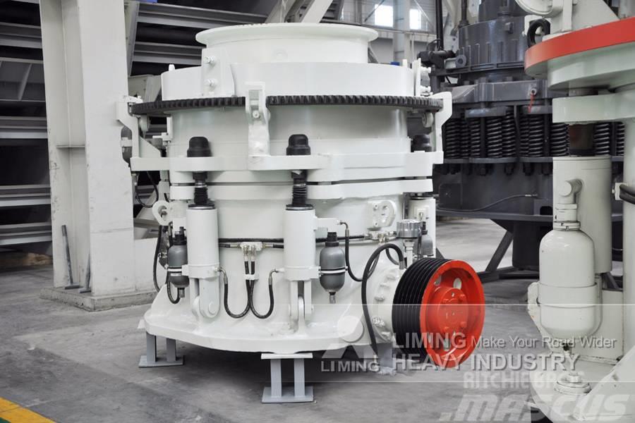 Liming 220-440tph HPT Hydraulic Cone Crusher