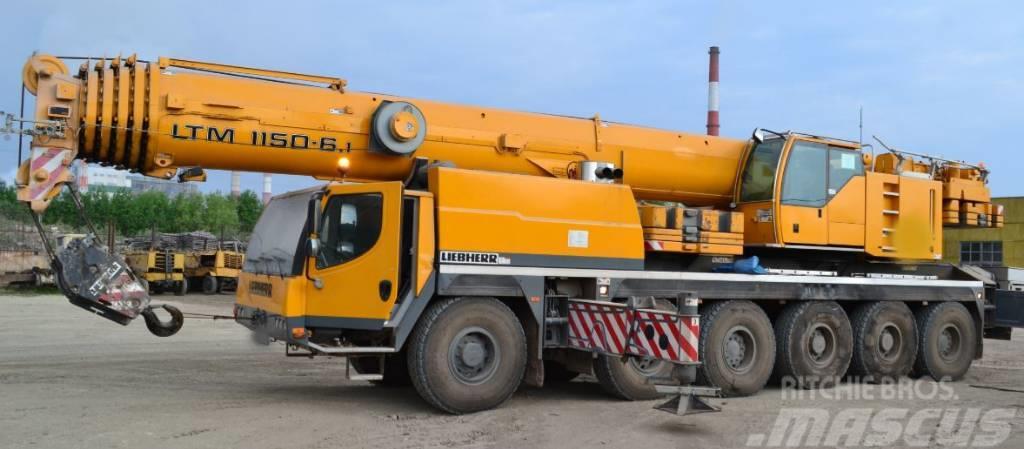 Liebherr LTM 1150-6.1