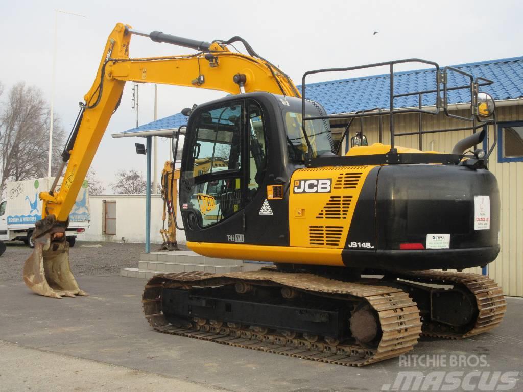 JCB JS 145 LC