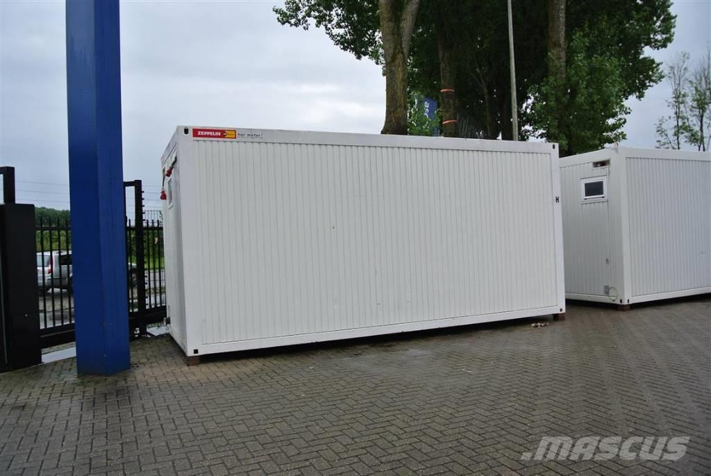 [Other] Streif 20ft mobile toilet