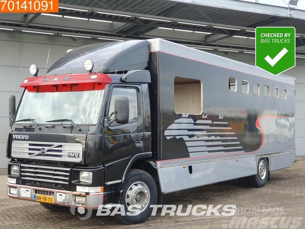 Volvo FM 340 4X2 12 NL-Truck Manual Euro 2