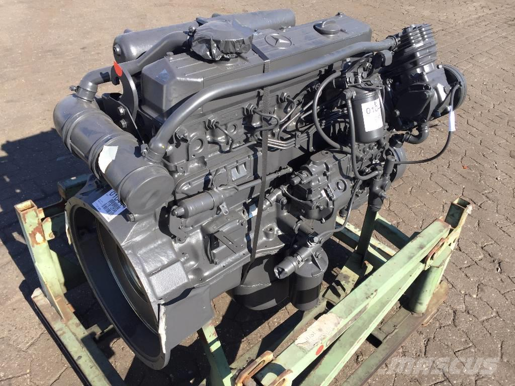 Mercedes benz om366a om 366 a engines year of mnftr for Mercedes benz rebuilt engines