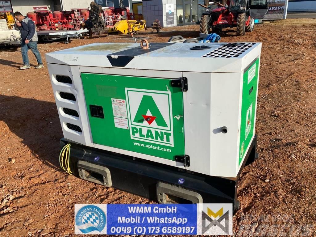 Sdmo Stromaggregat SDMO R22C3 22KVA Diesel