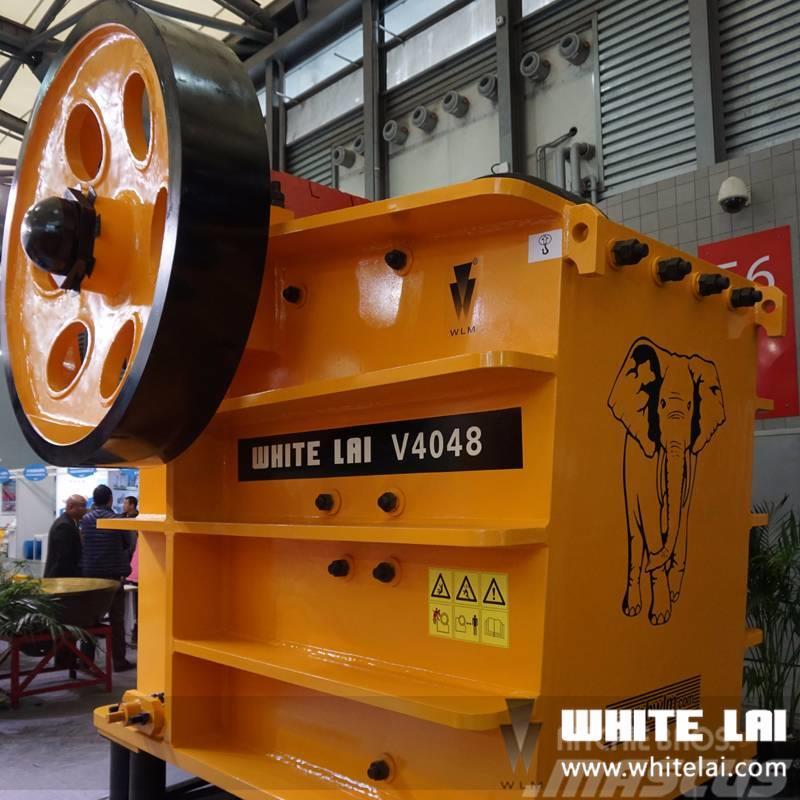 White Lai MS-4840 Hydraulic Jaw Crusher