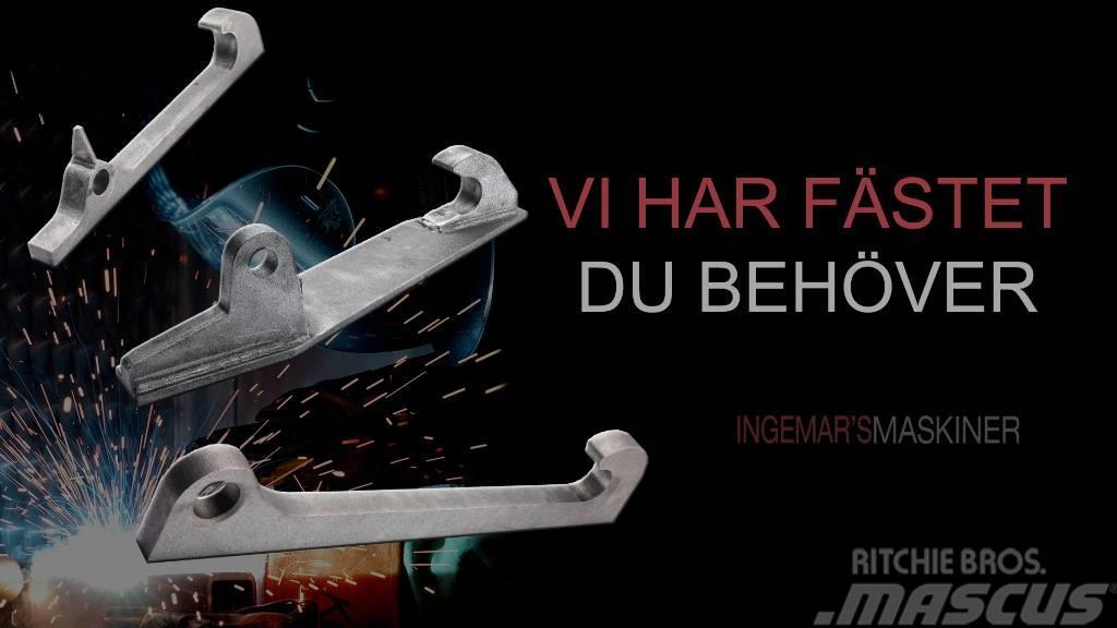 IM - REDSKAPSFÄSTE - VI HAR FÄSTET DU BEHÖVER!