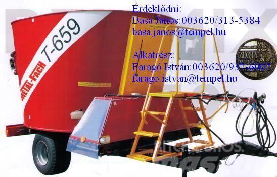 Metal-Fach Takarmánykeverő BELMIX T-659