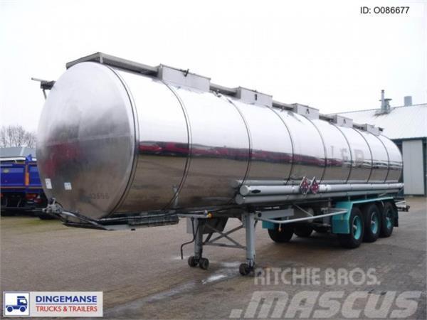 LAG Chemical tank inox 36 m3 / 1 comp