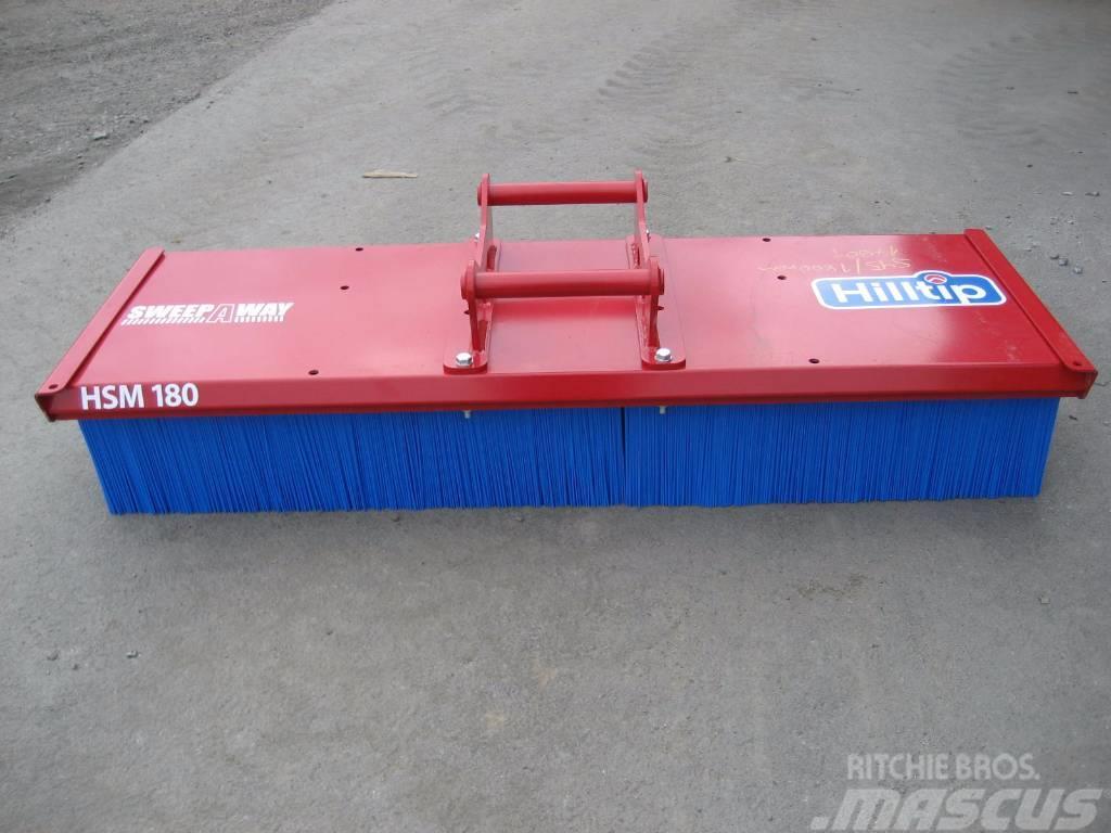 [Other] SweepAway Kauhaharja HSM180 6-9tn koneet