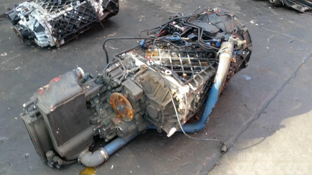 ZF 16S181, Växellådor