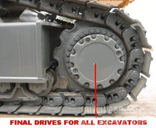 Kubota final drive KX41-3 final drive