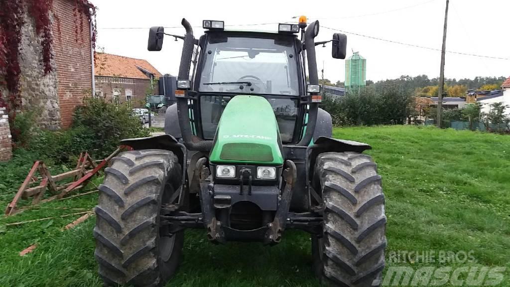 Deutz AGROTRON M 135