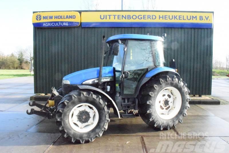 New Holland TD95D