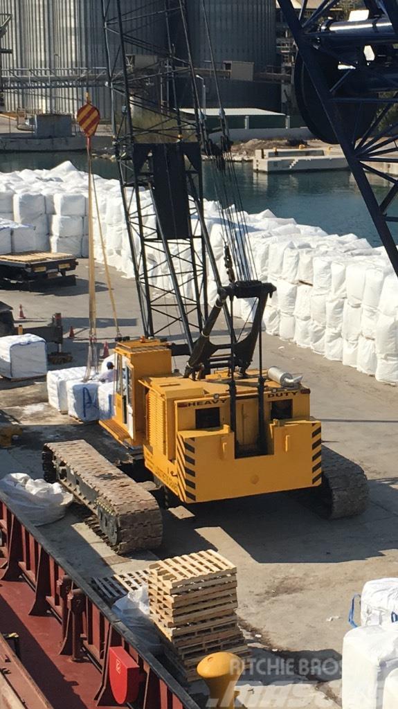 Lima Clark 80 tCrawler crane