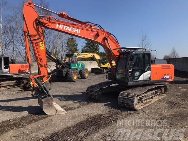 Hitachi ZX210LC-6