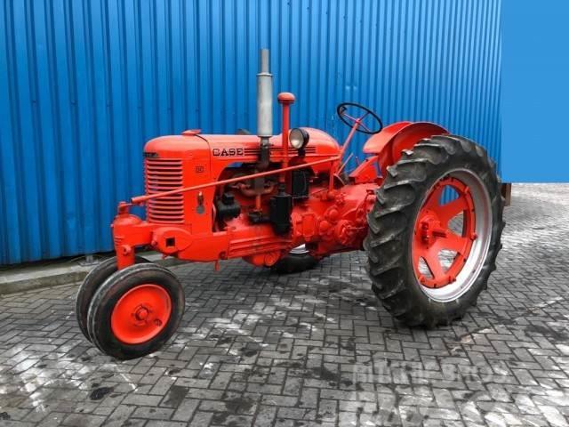 Case IH J.I. Case SC Row Crop oldtimer tractor