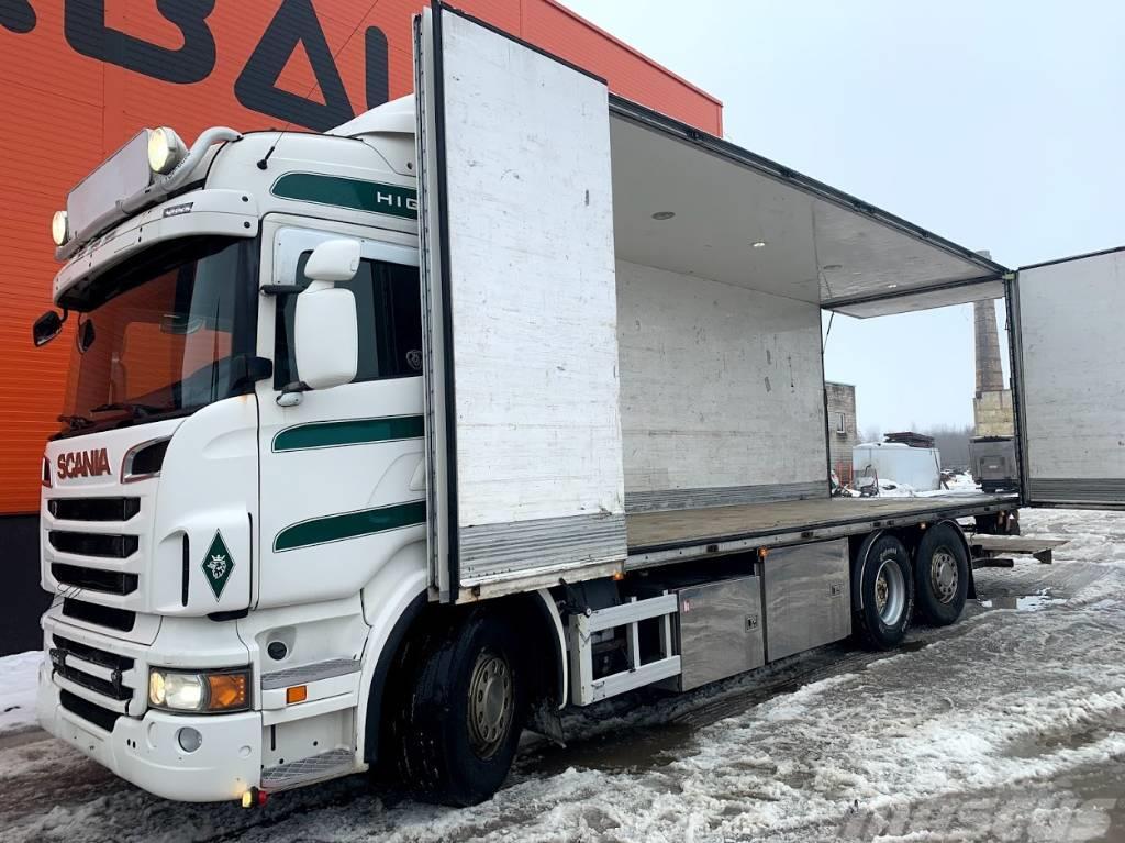 Scania R 560 6x2 ADR