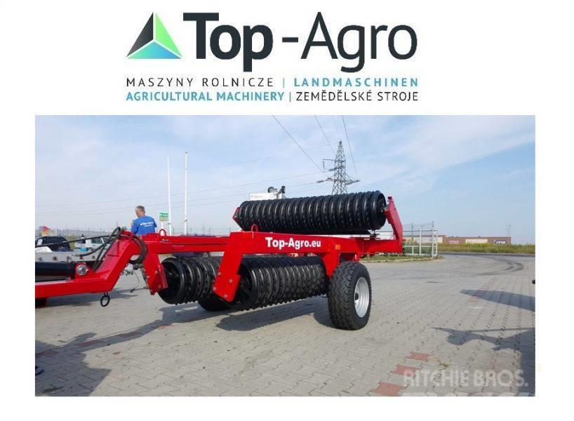 Agro-Factory Gromix 6,2m / cambridge 500 mm field roller