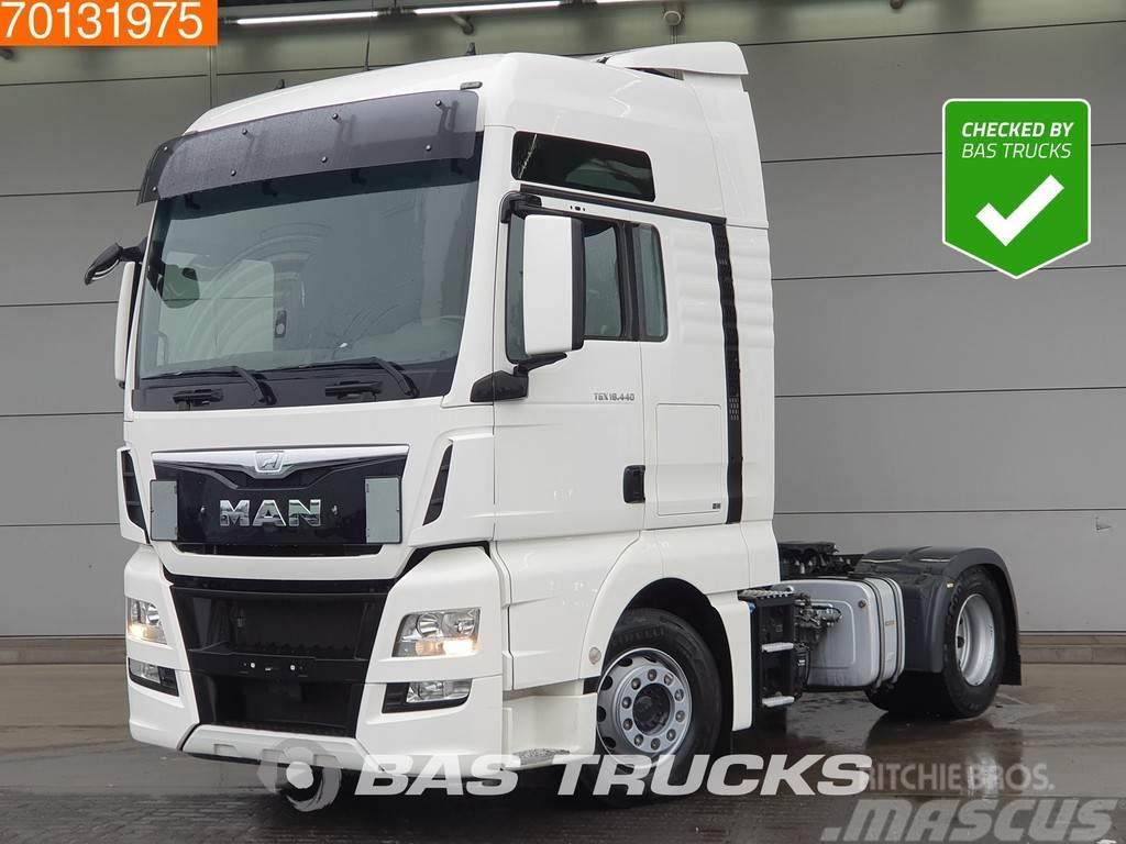 MAN TGX 18.440 4X2 XXL Hydraulic Intarder ACC Euro 6