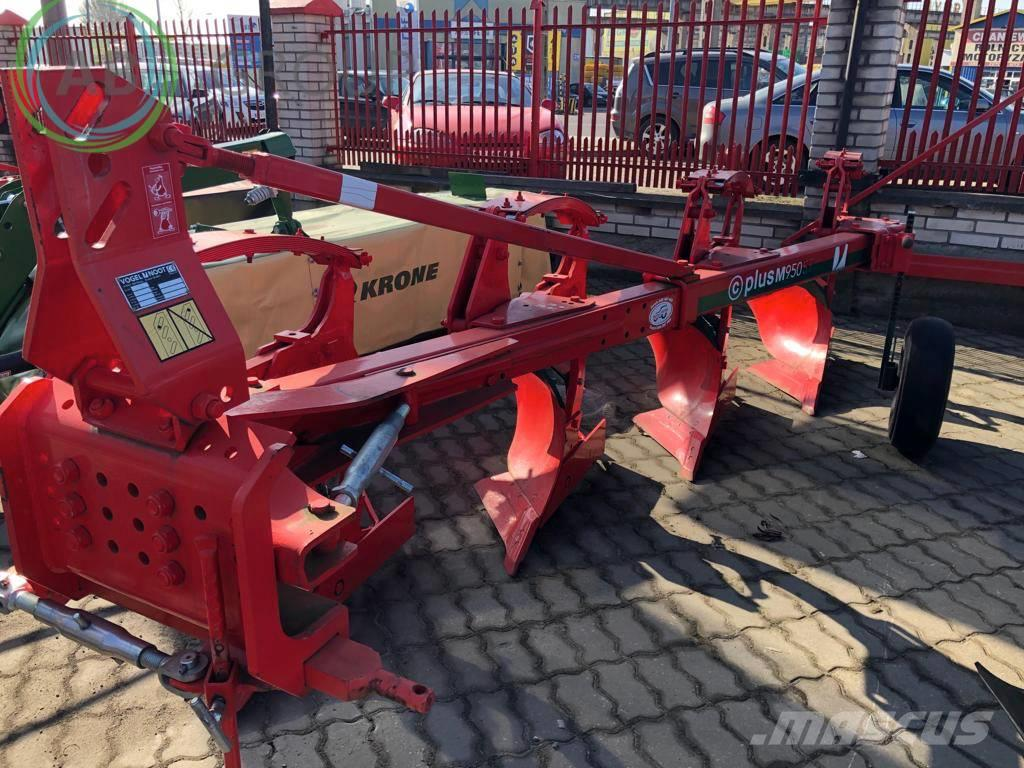 Vogel & Noot Farmer C-plus M950/4ST plough/Beetpflug Steinsiche