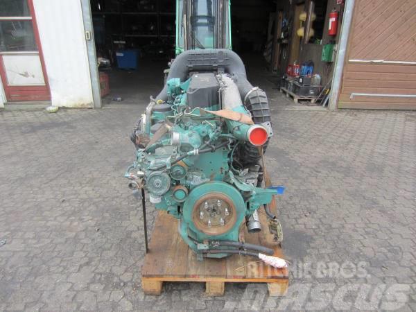 VOLVO D7E / 240 HP EBR-EPG EM-EC06