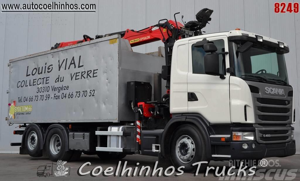 Scania G400 Epsilon 170L