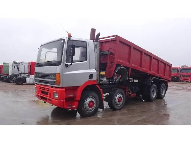 DAF 85 ATI 330 (STEEL SUSPENISON / MANUAL PUMP)
