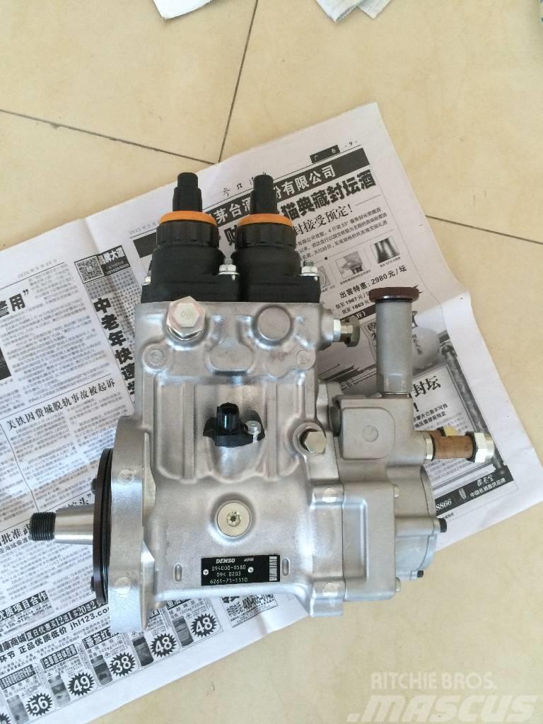 Komatsu PC750 fuel pump 6261-71-1110