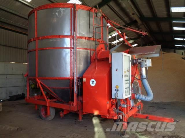 Master 250m large drier