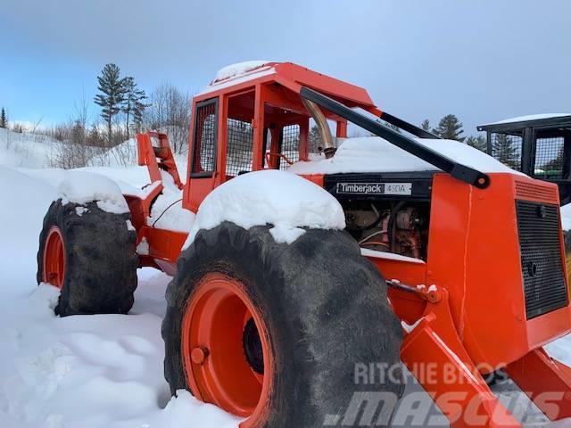 Timberjack 450A