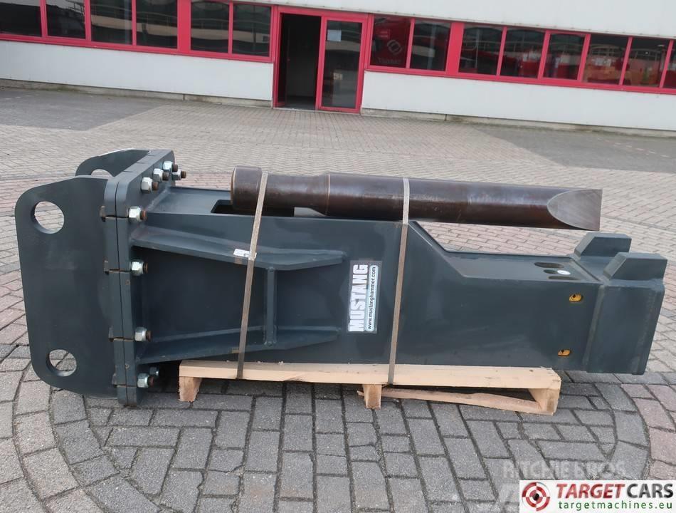 Mustang Hammer HM2900 Hydraulic Excavator Breaker 26~45T