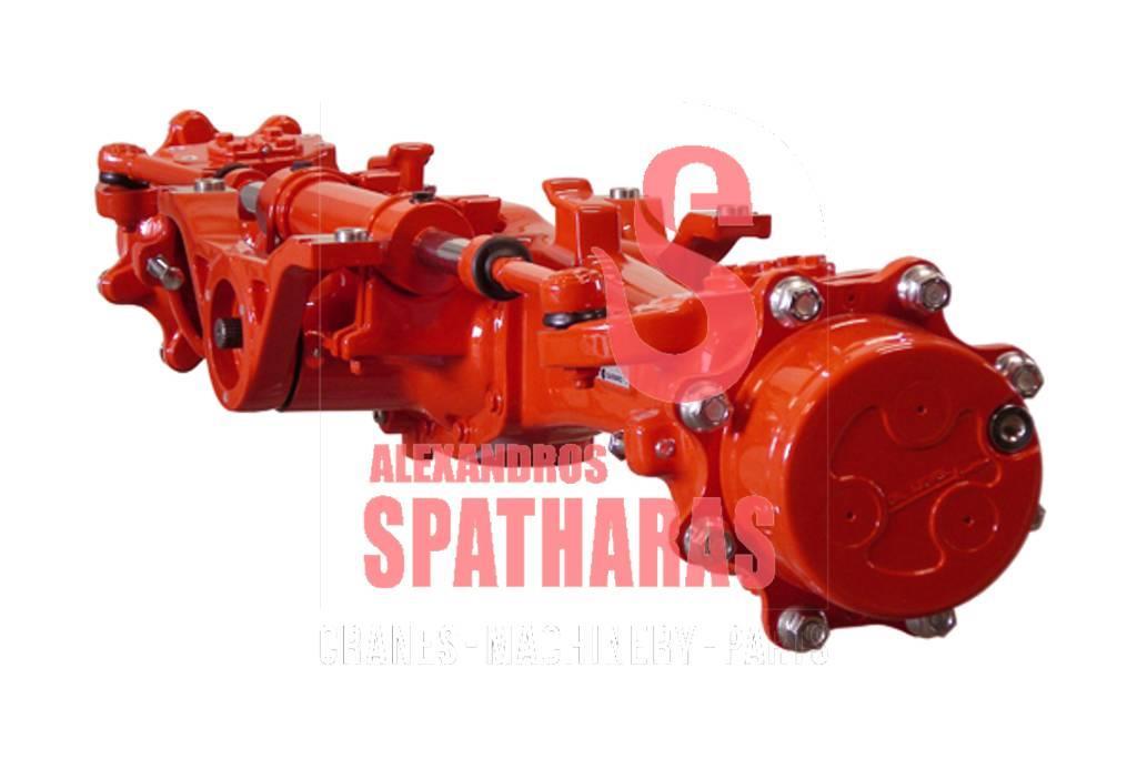 Carraro 143627drum brakes, various parts