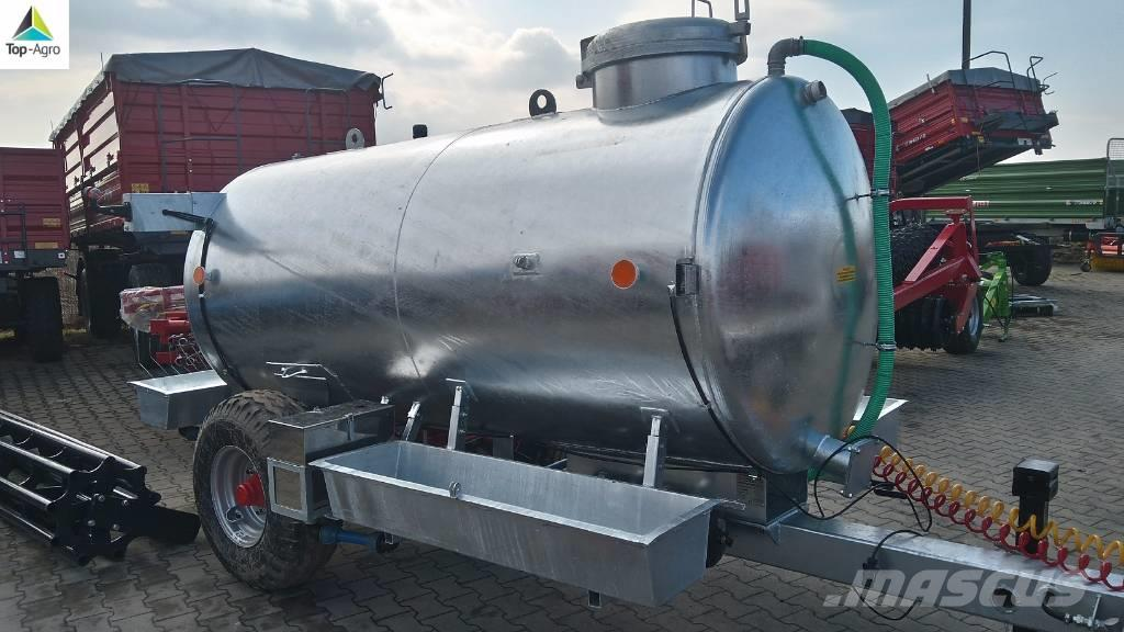 Top-Agro Water tank 3000L, new ! Direct!