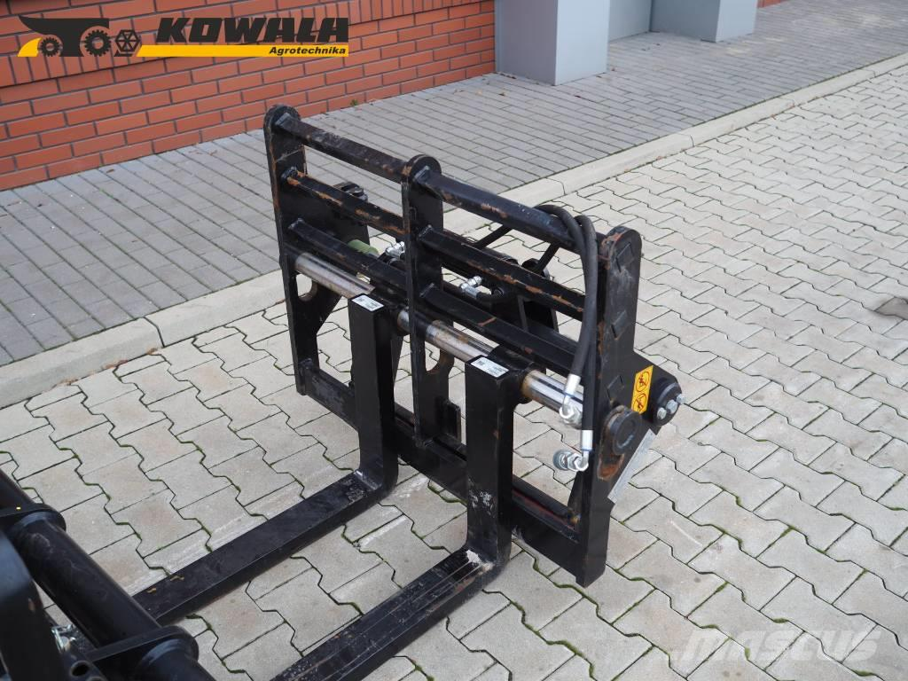 Manitou hydraulic pallet forks