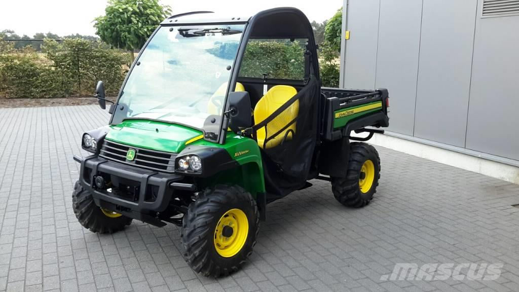 John Deere Gator >> John Deere Gator 885 M Utility Machines Price 14 667 Year Of