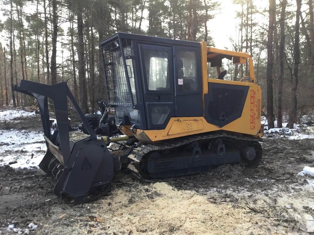 Forestry Mulcher For Sale >> Cmi 12560 Twister