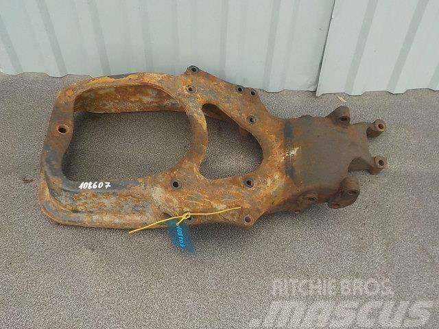 MAN TGA Air suspension bracket 81436400247