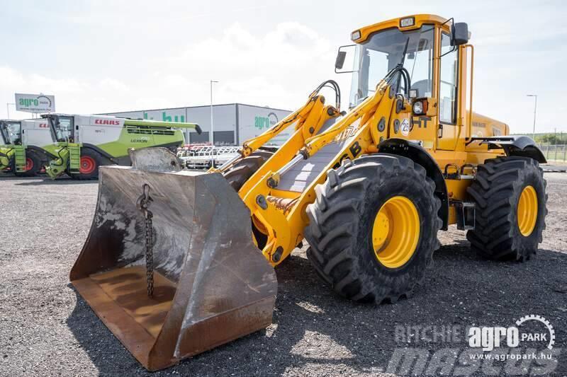 JCB 426B Agri Farm Master (9630 hours) Wheel loader