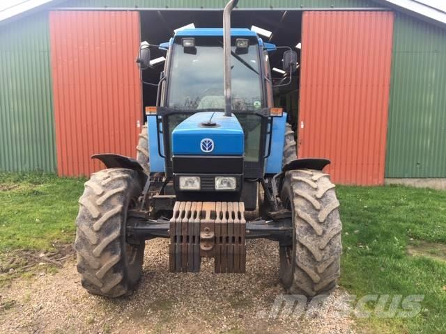 Ford New Holland >> Ford New Holland 7740sl