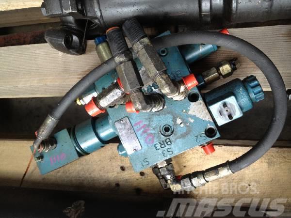 Timberjack / John Deere Brake valve