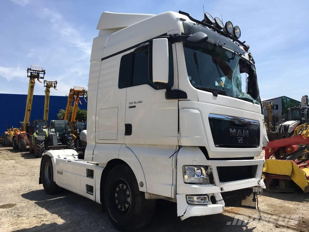 MAN TGX 18.480 EFFICIENTLINE