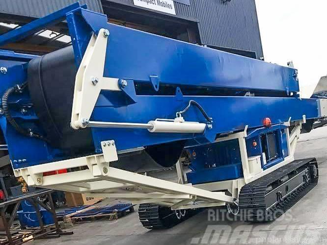 Ezystak EZY TR6536 Tracked Stacker Conveyor