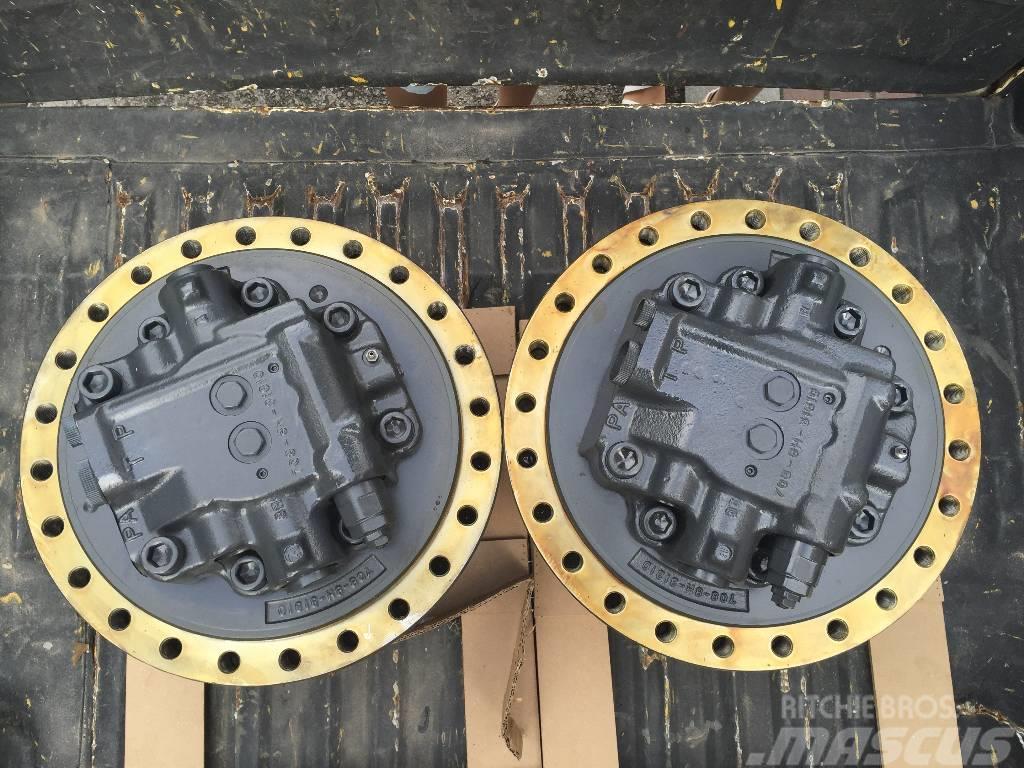 Komatsu PC300-7 motor assembly 708-8H-00320