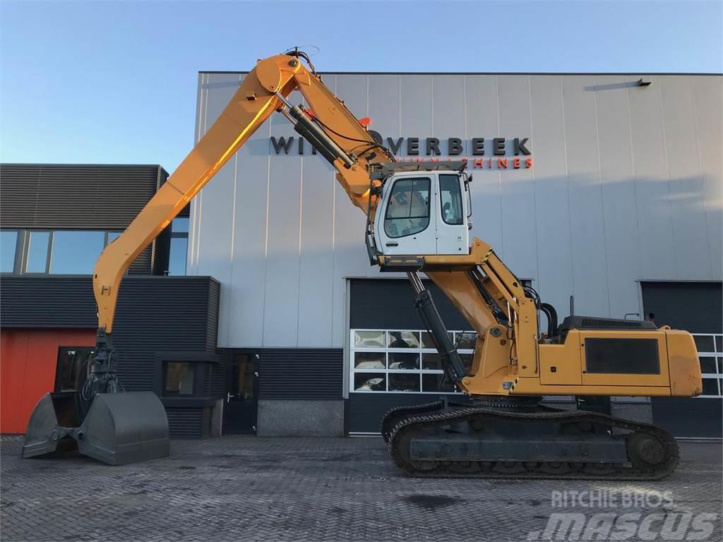 Liebherr R944C EW 2013 EPA