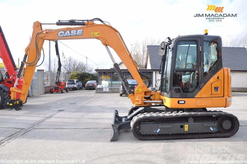 CASE CX 80 C