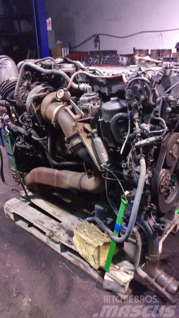 MAN TGX D2676LF Biturbo Silnik D26 E5 MAN TGA D26 MAN
